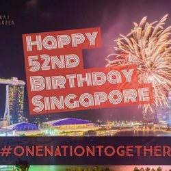 [Kai Garden] Kai Garden wishes our nation a Happy 52nd Birthday, Singapore!