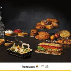 [PAUL] Oui, you can now order PAUL goodies via Honestbee!