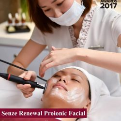 [SK-II Boutique Spa] The New & Improve Senze Renewal Proionic Facial uses the latest Indiba Radio Frequency technology to deliver numerous benefits in 105mins!