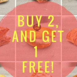 [PrimaDeli] For all pastry lovers out there, give your heart what it wants with our special pastry promotion of buy 2