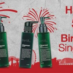[DrGL] As a homegrown brand, DrGL® is especially proud to wish Singapore and all Singaporeans a happy 52nd National Day!
