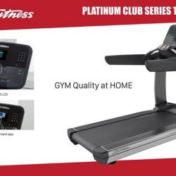 [AIBI] Ever thought of owing the best Club Treadmill for your home?