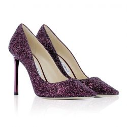 [Reebonz] Game to take a stab at guessing the height of this stunning Jimmy Choo heels?