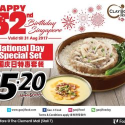 [Foodfare] National Day Celebration continues!