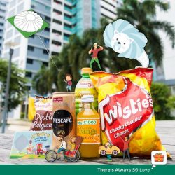 [7-Eleven Singapore] For just $5, you can get all this and more!