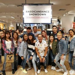 [American Eagle Outfitters] It was a blast at our AEO Suntec store last Sat!