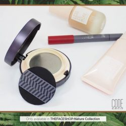 [THE FACE SHOP Singapore] Have you heard of the Pro Ampoule Metal Cushion from CODE?