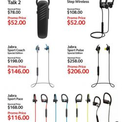 [Newstead Technologies] Celebrating SG52, save up to $52 on the selected Jabra wireless headsets!