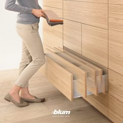 [Blum & Co] The fitting solutions for your drawers.