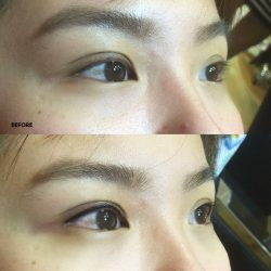 [iBrow Studio] Do you know that having eyeliner define, your eyes will start to look brighter and bigger?