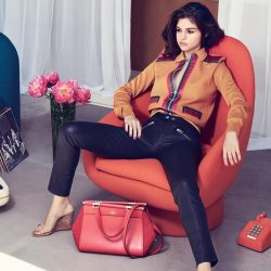 [Coach] Introducing the Selena Grace bag.