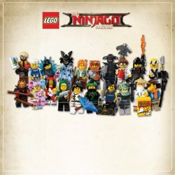 [Metro] Show off your LEGO® building talents by creating your ideal NINJAGO® City with a NINJAGO Movie Minifigure and stand a