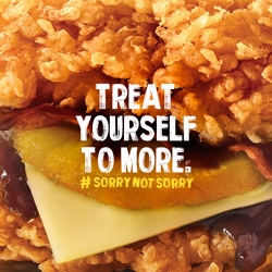 [KFC Singapore] Double the indulgence, double the satisfaction!
