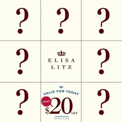 [Elisa Litz] Sure Win Lucky Dip for everyone!