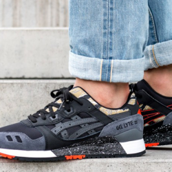 [DOT Singapore] The iconic ASICS Tiger GEL-Lyte III was orginially released in 1990.