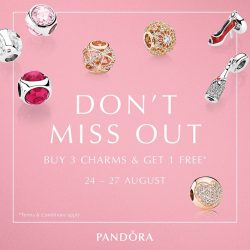[Pandora Singapore] Good friendships multiply the good in life.