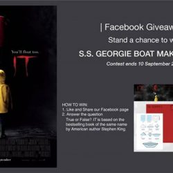 [Filmgarde Cineplex] Stand a chance to win IT Movie S.