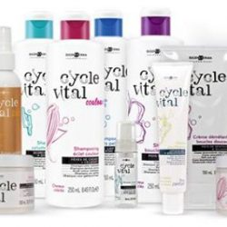 [Beauty By Nature] Cycle Vital Range Collections of Nature by Cycle Vital is a range of hair care and styling products inspired by