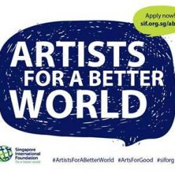 [British Council] Artists for a Better WorldIf you're an emerging artist, a programmer from a social welfare organisation or an