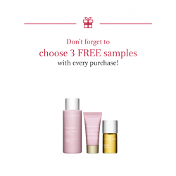 [Clarins] LAST CHANCE to enjoy our online exclusive - receive a FREE 9-pc gift worth $114 when you spend $180 or