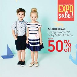 [Mothercare] Baby Land Fair 11-13 Aug, Singapore Expo Hall 5B, Booth A29One more week to Baby Land Fair!