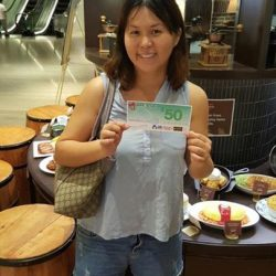 [Hoshino Coffee Singapore] Congratulations on winners of Monthly Facebook Review Giveaway in June!