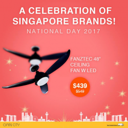 [Gain City] Everyone loves a good deal so we've curated this list of Singapore brands this August just for you!