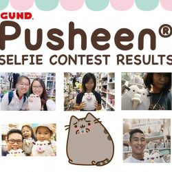 [Natures Collection] Thank you everyone and Gifts Greetings for making this PusheenInSingapore photo contest happen!