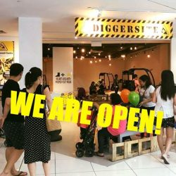 [DIGGERSITE] 1 For 1 ENTRY PROMOTION!