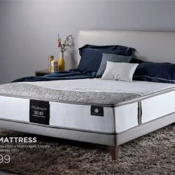 [Cellini] Cosy in all weekends with Cellini's Premium Quality Mattress brand.
