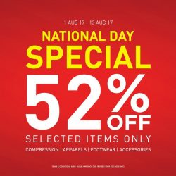 [Key Power Sports] Shop now and get great deals at 52% this National Day Special Promo!