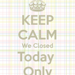 [Funco Gamez] Dear Customers & Friends :)We are closed on 14th Aug (Monday) to take a break.