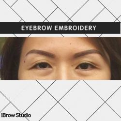 [iBrow Studio] Do you want to stand out amongst the crowd with beautiful brows?