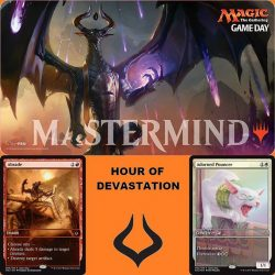 [Funco Gamez] Magic the Gathering: Hour of Devastation Game Day ~!