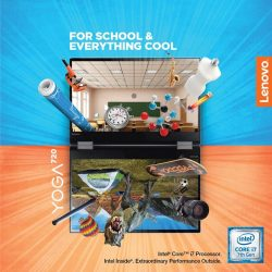 [Lenovo] Get the perfect tool for school and enjoy a FREE* Lenovo Heart Rate Band G03 with every purchase of selected