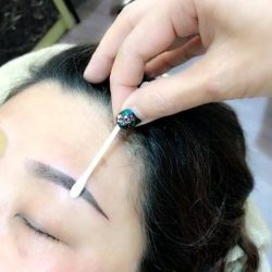 [BEAUTY NAILS SPA] Dear Beauty Nails Spa customers,The CHEAPEST Eyebrow Embroidery in Singapore.