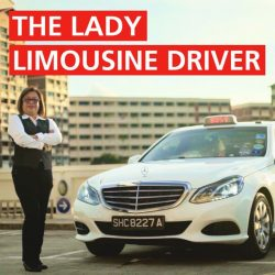 [DBS Bank] In her 20 years as a cab driver, Irene has heard all sorts of excuses from customers who realise mid-