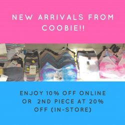 [Maternity Exchange] Lotsa new colours and new comfy bras and panties from Coobie - perfect for maternity comfort or nursing ease.