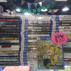 [GAME XTREME] PREOWNED PS4 GAMES @ PLAYe Tampines【DETAILS】 Present this Facebook post to our friendly staff at PLAYe Tampines to enjoy the