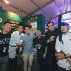 [UOB ATM] Day 1 of Beerfest Asia 2017 kicked off amazingly – it may have been a Thursday but the beers were flowing,