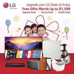 [Harvey Norman] Get more with LG Singapore at HarveyNormanSG!