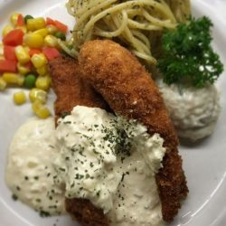 [Ma Maison Restaurant Singapore] Daily Lunch at Ma Maison at [Bugis Junction.