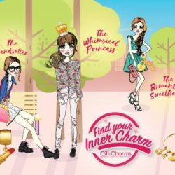 [CITIGEMS] Fall in love with The Trendsetter and her stylish charms, or pamper a loved one with The Whimsical Princess' adorable