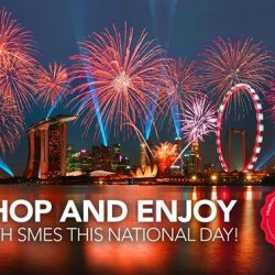 [DBS Bank] Support our homegrown SMEs this National Day and save!