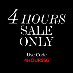 [Reebonz] STARTS NOW: 4 Hours Sale ONLY!