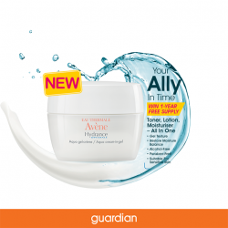 [Guardian] INTRODUCING the NEW Eau Thermale Avene Aqua Cream-in-Gel – a multi-purpose product which takes the place of your