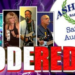 [Code Red] This Saturday night, CODE RED is back to ROCK The Ashland Cafe'.