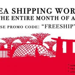 [Shabby Chic] We are celebrating National Day with FREE SHIPPING!