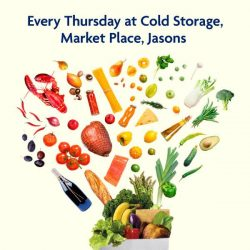 [Cold Storage] Great savings every Thursday at Cold Storage for UOB Delight Card holders!