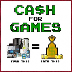 [Funco Gamez] We buy old games & consoles for cash!